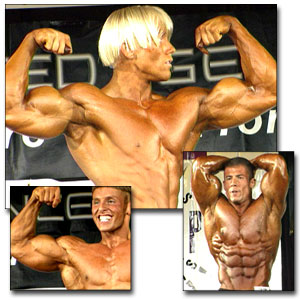 1998 NPC Teen/Collegiate Nationals Men's Evening Show