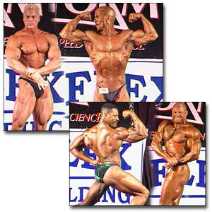 1999 NPC Masters Nationals Men's Evening Show