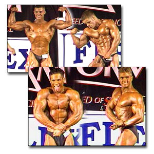 1999 NPC Teen/Collegiate Men's Evening Show
