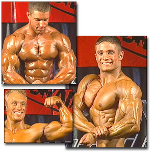 2000 NPC Teen/Collegiate Nationals Men's Evening Show