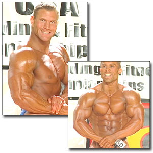 2001 NPC Junior USA Men's Evening Show