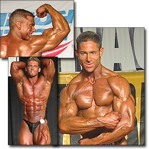 2001 NPC Junior Nationals Men's Evening Show