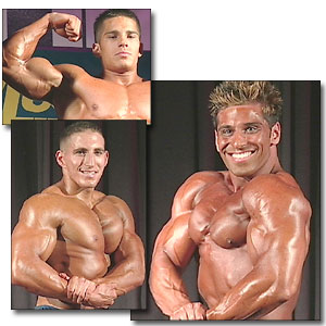 2001 NPC Teen/Collegiate Nationals Men's Evening Show