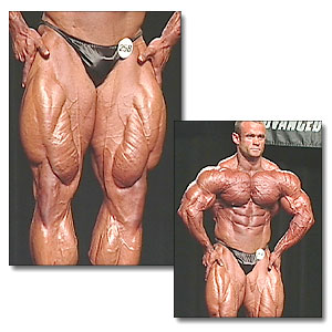 2001 NPC Nationals Men's Evening Show