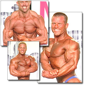 2002 NPC Junior USA Men's Evening Show