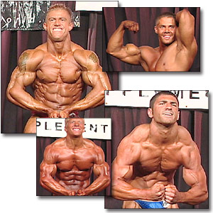 2002 NPC Teen/Collegiate Nationals Men's Evening Show
