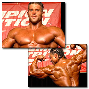 2003 NPC Junior National Championships Men's Evening Show