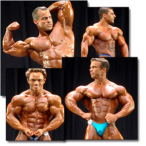 2004 NPC USA Championships Men's Evening Show