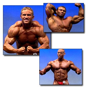 2005 NPC Junior USA Championships Men's Evening Show