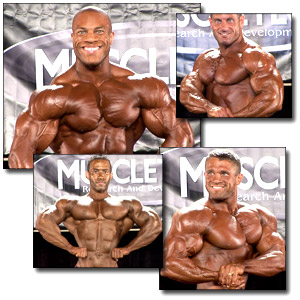 2005 NPC Junior National Championships Men's Evening Show