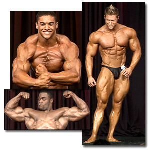2005 NPC Teen & Collegiate National Championships Men's Evening Show