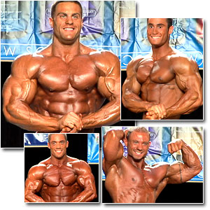 2006 NPC Junior National Championships Men's Evening Show