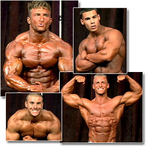 2006 NPC Teen & Collegiate National Championships Men's Evening Show