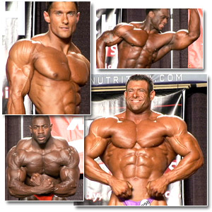 2007 NPC Junior National Championships Men's Evening Show