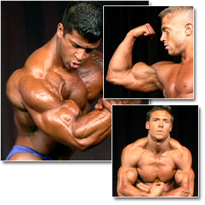 2007 NPC Teen & Collegiate National Championships Men's Evening Show