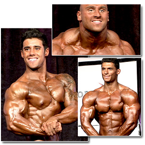 2008 NPC Teen & Collegiate National Championships Men's Evening Show