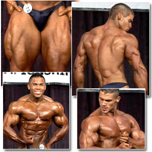 2011 NPC Teen & Collegiate Nationals Men's Prejudging & Finals
