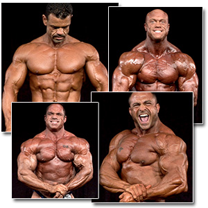 2012 NPC Masters National Championships Men's Finals (Over 40 Division)