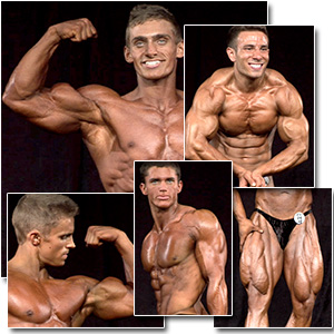2012 NPC Teen & Collegiate Nationals Men's Prejudging & Finals