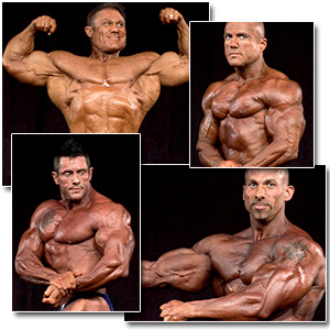 2012 NPC Masters National Championships Men's Finals (Over 35 Division)
