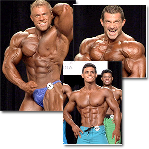 2012 NPC Nationals Men's Bodybuilding & Physique Finals