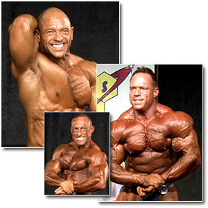 2013 NPC Masters Nationals Men's Bodybuilding & Physique Finals (Over 40)