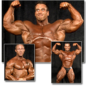 2013 NPC Masters Nationals Men's Bodybuilding & Physique Finals (Over 35)