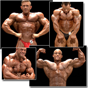 2013 NPC National Championships Men's Bodybuilding & Physique Finals