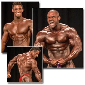 2014 NPC Nationals Men's Bodybuilding & Physique Finals
