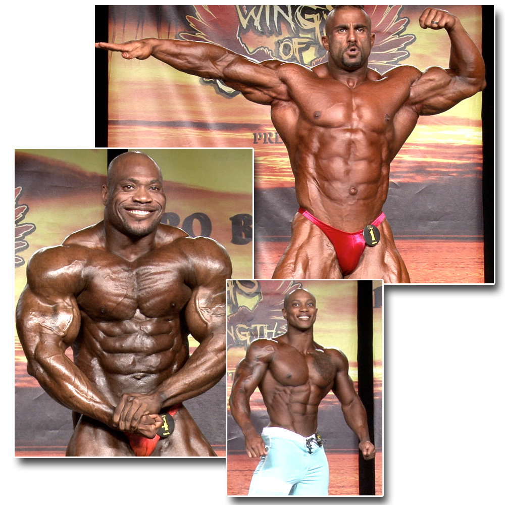 2015 IFBB PBW Tampa Pro Men's Bodybuilding & Physique Finals