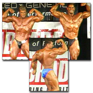 1998 NPC Masters Nationals Men's Prejudging