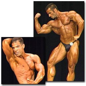 1999 NPC Junior USA Men's Prejudging