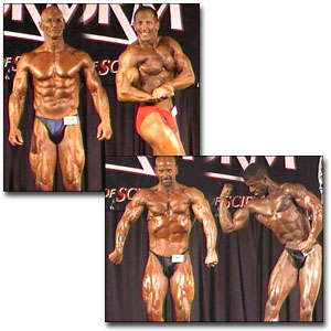 1999 NPC Masters Nationals Men's Prejudging