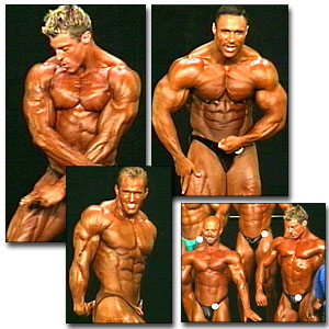 2000 NPC Junior Nationals Men's Prejudging