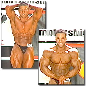 2001 NPC Junior USA Men's Prejudging