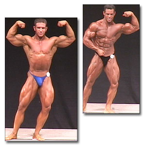 2001 NPC USA Men's Prejudging Part 1