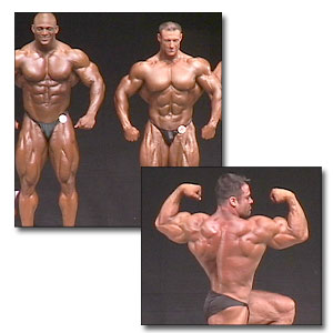 2001 NPC USA Men's Prejudging Part 2