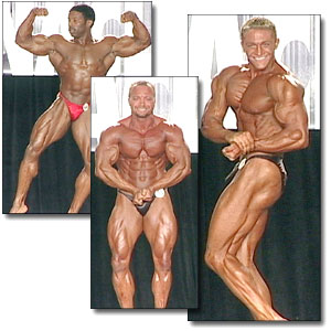 2002 NPC Junior USA Men's Prejudging