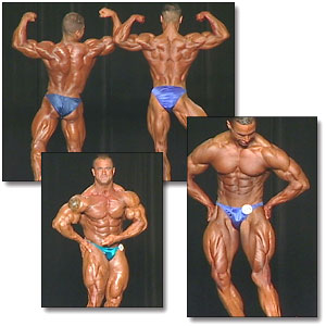 2002 NPC Junior Nationals Men's Prejudging