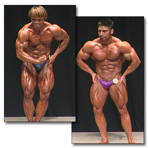 2002 NPC USA Men's Prejudging Part 1