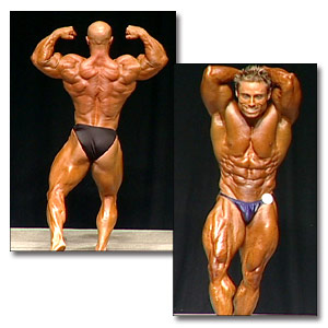 2003 NPC USA Championships Men's Prejudging Part 1