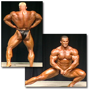 2003 NPC USA Championships Men's Prejudging Part 2