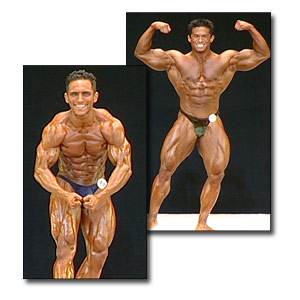 2003 NPC National Championships Men's Prejudging Part 1