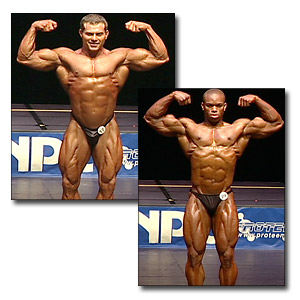 2004 NPC Junior USA Men's Prejudging