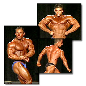 2004 NPC Junior Nationals Men's Prejudging Part 1
