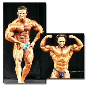 2004 NPC USA Championships Men's Prejudging Part 1