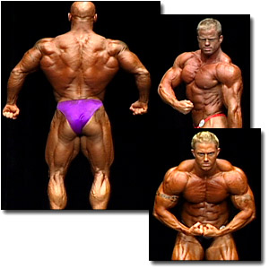 2005 NPC Junior USA Championships Men's Prejudging