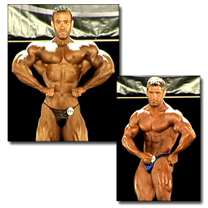 2005 NPC Junior National Championships Men's Prejudging Part 1