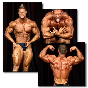 2005 NPC Teen & Collegiate National Championships Men's Prejudging