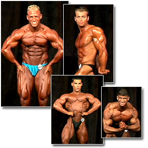 2006 NPC Teen & Collegiate National Championships Men's Prejudging